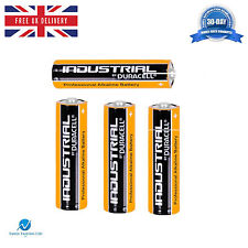 5 Duracell Industrial AAA Size 1.5V Alkaline Professional Performance Battery HQ
