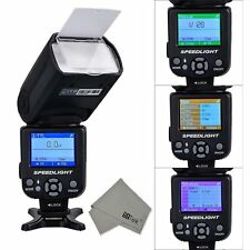 High Speed Sync i-TTL Diffuseur Flash Speedlite for Nikon D5100 D800 SB900 D7000
