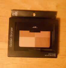 1 ELF e.l.f. GOLDEN BRONZER 83703 GOLDEN NIB unsealed