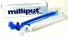 Milliput Silver Grey Epoxy Putty - 37906