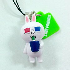LINE Character Earphone Jack Mascot Strap Part6 (Cony A) for all Smartphone