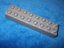 LEGO DUPLO ritterburg de 4777 + 4776 + 4779 + 4785 16er d'pierre gris