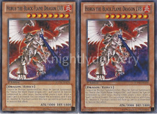 Horus Budget Deck - Horus The Black Flame Dragon LV8 - 40 Cards + Bonus
