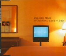 Depeche Mode ‎Maxi CD Only When I Lose Myself - Promo - England (M/M)