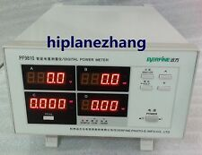 Bench Power Factor & Power Meter Total Harmonic Distortion Analyzer RS232 PF9810