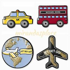 NWT MICHAEL KORS 32H6MZHN5L Jet Set Go Sticker Set