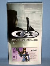 BBI TAKARA CY GIRLS / COOL GIRLS / PHICEN ELECTRA 1/6 FEMALE ACTION FIGURE