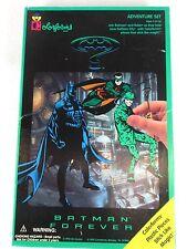 1995 Batman Forever Colorforms Adventure set no. 792, not complete