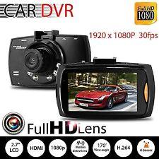 Dash Cam 1080P caméra voiture DVR véhicule enregistreur vidéo caméscope 2.7'