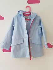 girls joules raincoat