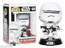 Pop Funko Vinyl figure First Order Flametrooper (Stormtrooper) Star Wars VII #68
