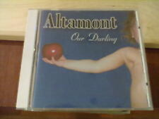 ALTAMONT - OUR DARLING CD STONER RARO!!! MAN'S RUIN  SEALED!!