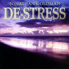 De-Stress by Jonathan Goldman (CD, Jul-2007, Spirit Music)
