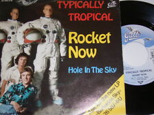 "7"" - Typically Tropical - Rocket Now & Hole in the Sky - 1975 # 5096"