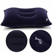 Air Travel Camping Inflatable Pillow Comfortable Cushion Protect Head Neck Rest