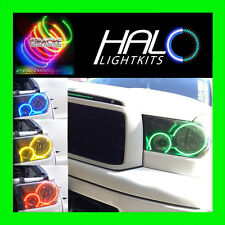 2007-13 TOYOTA TUNDRA ORACLE COLORSHIFT LED HALO HEADLIGHT LIGHT KIT W/REMOTE
