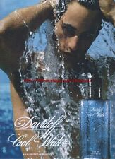1Davidoff Cool Water Fragrance 2004 Magazine Advert #1150