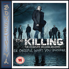 THE KILLING - COMPLETE SERIES SEASON 2 -  **BRAND NEW DVD**