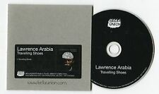 Lawrence Arabia-CD-PROMO-Travelling shoes © 2012-uk-1 - TRACK-CD Indie Rock