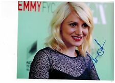ANNALEIGH ASHFORD-ACTRESS--BROADWAY---Signed 8x10 PROOF 2013