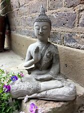 Large Divine Buddhas Statue For The Home Or Garden. (5kg) From The Designer Sius