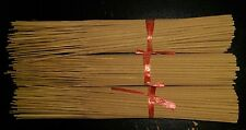 "3 Bundles UNSCENTED 11"" INCENSE STICKS Approx 270-300+ sticks Make your own"