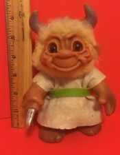 "Vintage 6"" Viking United Kingdom Dam Things Troll Doll 1965 HTF Rare"