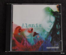 CD:Alanis Morissette-Jagged little till   ***orig.Maverick Jahr 1995  Deutsch.