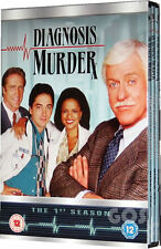 Diagnosis Murder Complete Season One 1 Boxset TV Drama Series 5 DVD New Sealed