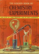 The Golden Book of Chemistry Experiments 200 Reactions Fundamentals Alchemy DVD