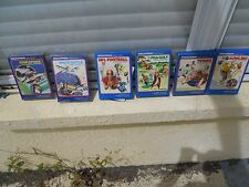 Mattel Intellivision inteligent video games lot of 5   2 brand new/ swrink wrap