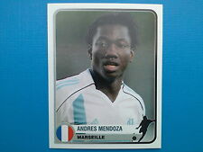 PANINI CHAMPIONS OF EUROPE 1955 - 2005 - N.246 MENDOZA MARSEILLE