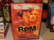 RPM Feel The Rush,They're Addicted To Stealing Fast Cars,David Arquette,Free 2US