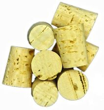 10 x Tapered Corks Bung Stopper Bottle size: 38 x 23 x 18 mm = size 8