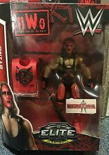 WWE Mattel Elite STING NWO Red Wrestling Figure Flashback WCW Exclusive NEW