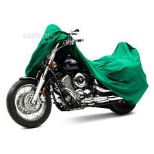 Green Motorcycle Rain Cover For Ducati Monster 620 696 750 796 900 1000 1100 S2R
