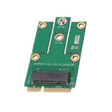 M.2 (NGFF) to Mini PCI-E Express Adapter Converter Support Full & Half Size
