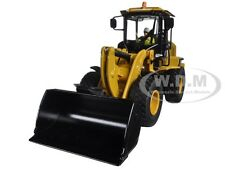 CAT CATERPILLAR 938K WHEEL LOADER W/BUCKET & FORK 1/50 BY DIECAST MASTERS 85228