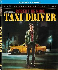 TAXI DRIVER - 40th Anniversary  BLU RAY - Sealed Region free for UK