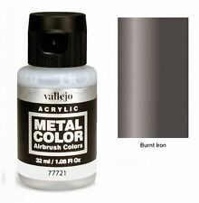 VAL77721 - Metal Color - Burnt Iron 32ml