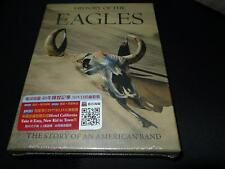 Eagles - history of the eagles -3dvd Box Set Collector's Edition HongKong Import