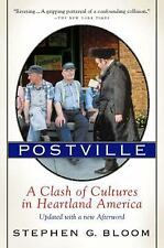 Postville: A Clash of Cultures in Heartland America-ExLibrary