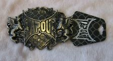 TapouT LOGO GRIFFIN Metal Belt Buckle Officially Licensed Merchandise