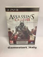 ASSASSIN'S CREED II 2 SPECIAL FILM EDITION - SONY PS3 - NUOVO SIGILLATO NEW