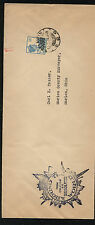 Netherlands  Indies  SS  Resolute  ship cover  1934       KEL1025