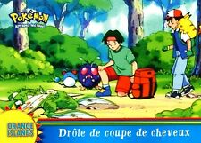 POKEMON Carte TOPPS NEUVE N° OR14 DROLE DE COUPE DE CHEVEUX