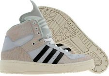 NEW Womens Adidas M Attitude Logo Basketball Shoes Size 9 Clear Grey Retail $90