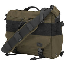 5.11 Rush Delivery Tactical Travel Messenger Laptop Carryall Bag OD Trail Olive