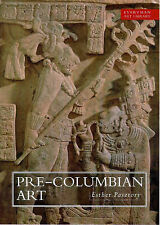 Pre-Columbian Art (Everyman Art Library), Pasztory, Esther Paperback Book The