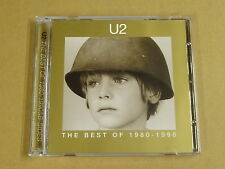 2-CD / U2 - THE BEST OF 1980 - 1990